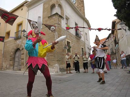 Almonacid celebra el próximo fin de semana su XI Jornada Medieval