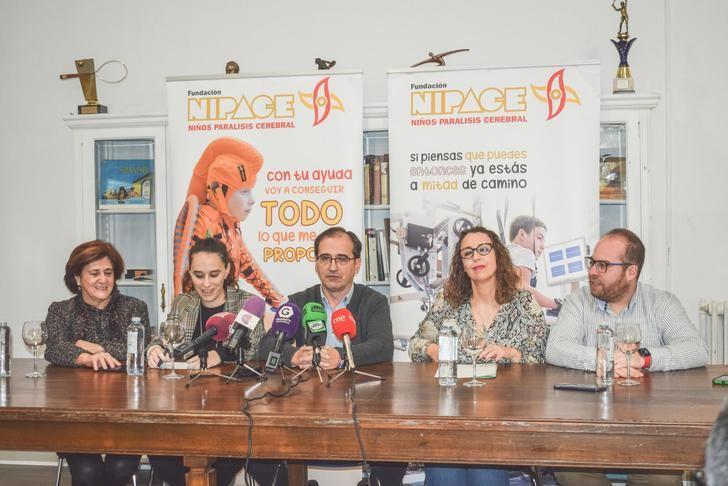 El I Mercadillo Solidario a favor de Nipace se celebrará entre el 17 y el 19 de diciembre en el Casino Principal de Guadalajara
