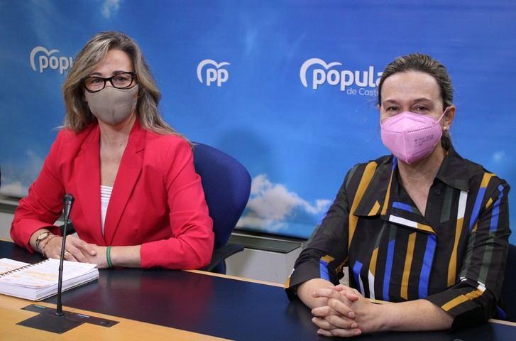 """El PP denuncia la actitud """"caciquil"""" de Page y Bellido, que están impidiendo la actividad parlamentaria en las Cortes de CLM"""