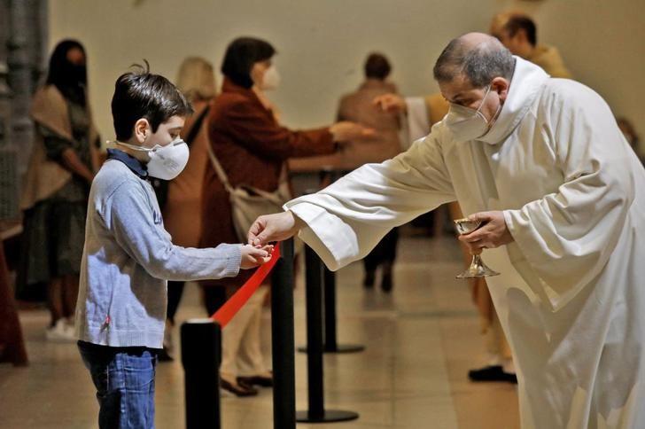 Decretadas nuevas medidas para la celebración del culto público en las iglesias de Castilla-La Mancha