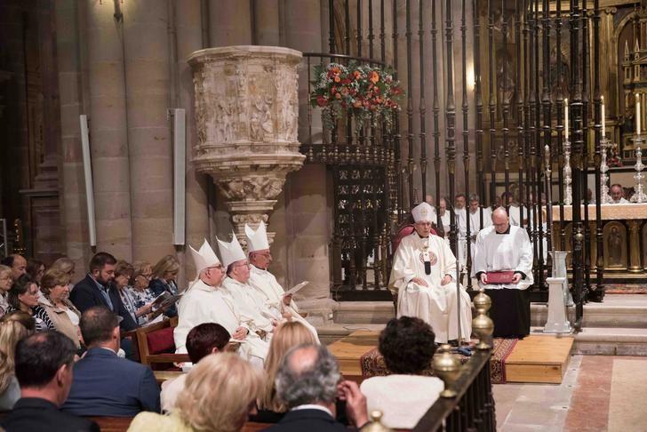 Ayer se cumplieron 850 años de la Consagración de la Catedral de Sigüenza