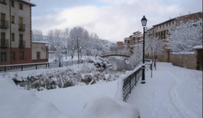 Alerta naranja por nieve en Parameras de Molina donde se prevé una acumulación de nieve de 20 centímetros