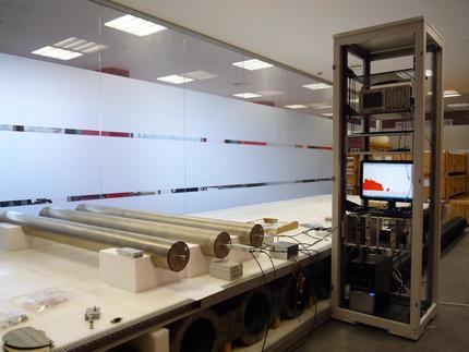 El primer y único monitor de neutrones instalado en España se encuentra en Guadalajara