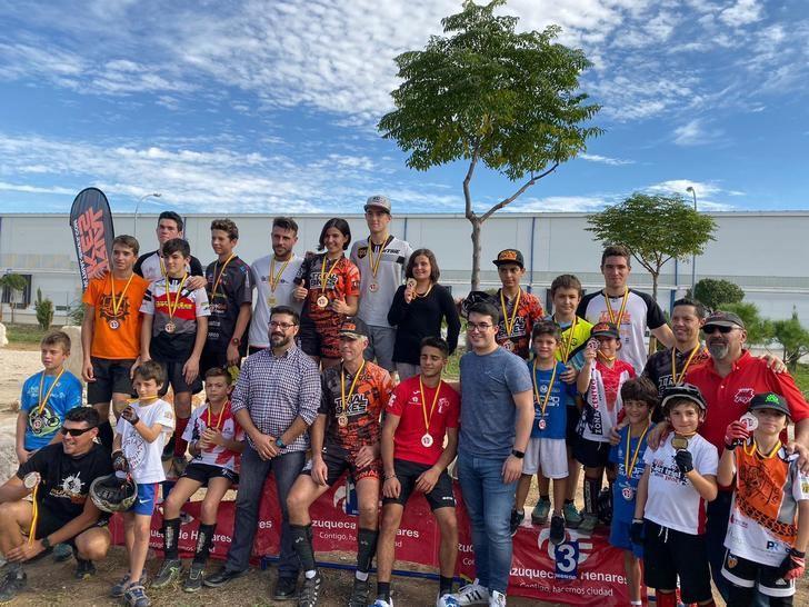 Alejandro Montalvo se impone en el Campeonato de Trial de Azuqueca de Henares