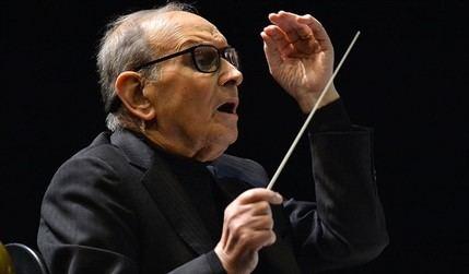 Ennio Morricone con 90 años de edad ofrecerá un concierto el 8 de mayo en el WiZink Center de Madrid
