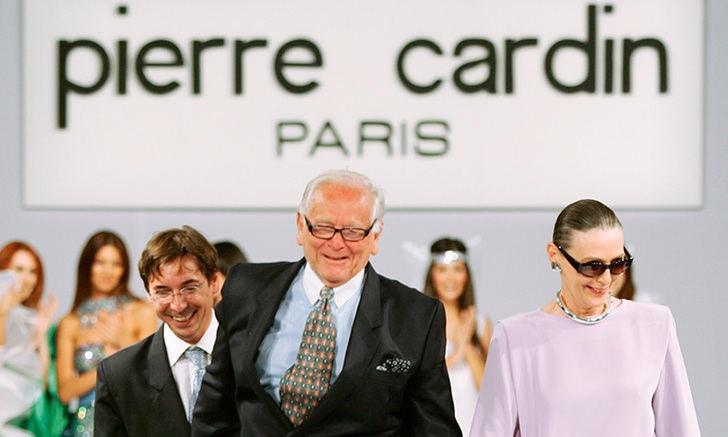 Muere a los 98 años el diseñador Pierre Cardin