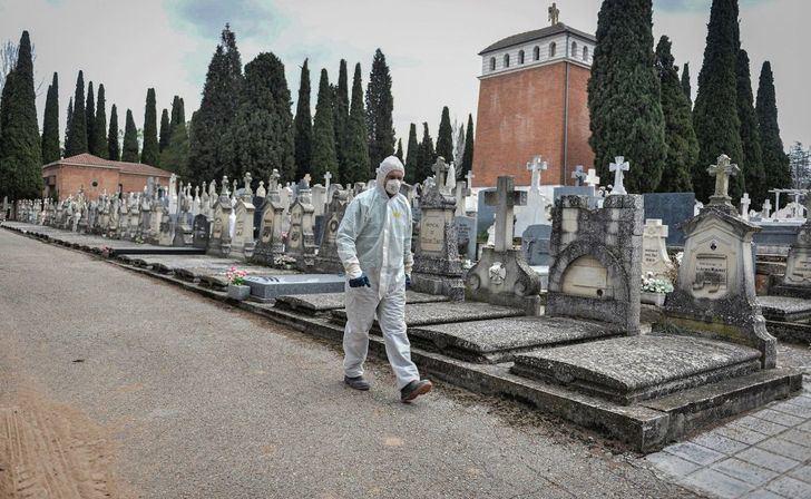 """Critican la """"falta de humanidad tremenda"""" de Page al hablar de los fallecidos por el coronavirus : """"si han muerto más...ya echaremos cuentas"""""""
