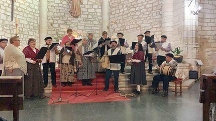 La Alcarria le canta a la Navidad en Pareja