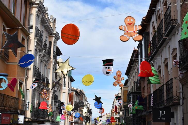 El ayuntamiento de Guadalajara presenta su programación para Navidad