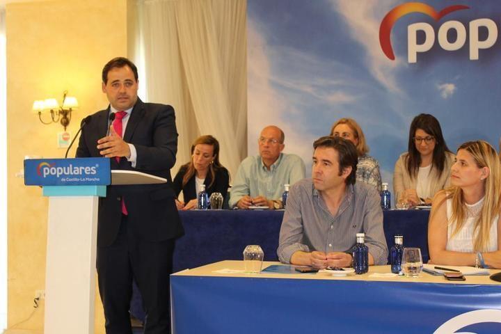 """Núñez asegura que comienza una """"nueva era"""" en el PP de Castilla-La Mancha"""