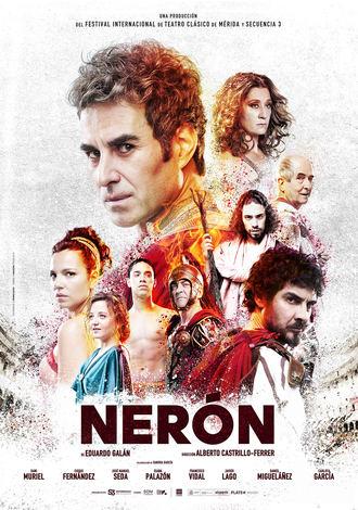 'Nerón', de Eduardo Galán, teatro clásico en el TABV de Guadalajara