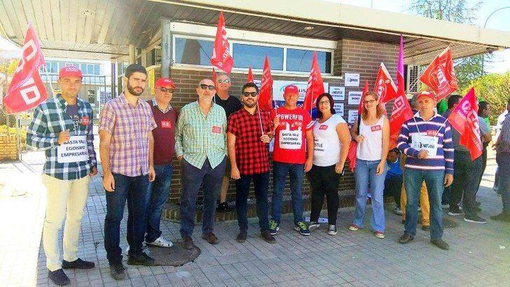 Conmninan a Lactalis-Netslé hacer indefinidos a 14 trabajadores de Marchamalo