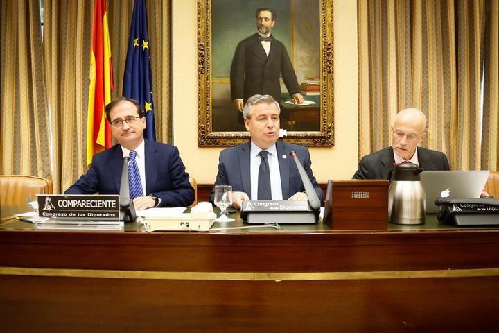 La Fundación Nipace expone su labor en el Congreso de los Diputados