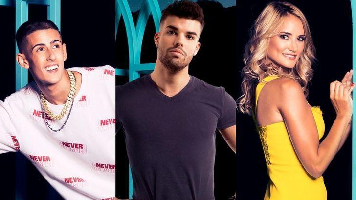 Irene, expulsada. El Cejas, Pol y Alba Carrillo los nuevos nominados de GH VIP 2019