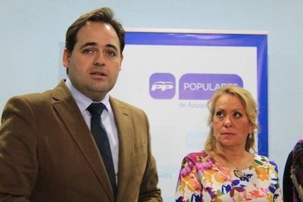 Núñez afirma en Azuqueca que si gobierna en C-LM reducirá la carga de impuestos a las empresas que quieran instalarse en la región