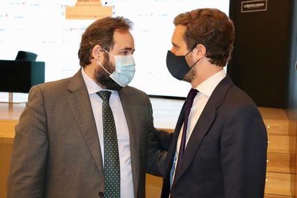"""Paco Nuñez : """"En CLM sufrimos un doble socialismo, el de Sánchez y el de Page"""""""