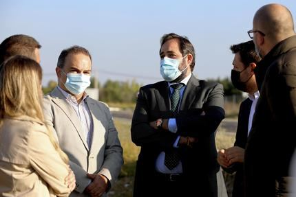 """Núñez anuncia que el PP presentará una PNL en las Cortes y mociones en la Diputación de Guadalajara y en los ayuntamientos afectados para que el desdoblamiento de la CM-101 """"sea una realidad"""""""