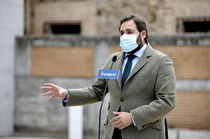 Núñez anuncia que el PP-CLM ha presentado cinco PNL para mejorar la sanidad de Castilla-La Mancha recogidas de la sociedad civil regional