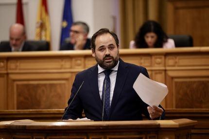 """Núñez (PP) asegura tras una encuesta que """"el socialismo ha llegado a su fin de ciclo"""""""