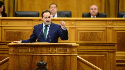 """Paco Nuñez : """"Mi voluntad de servir a mi tierra es irrenunciable y mi amor por Castilla-La Mancha y por España es incuestionable"""""""