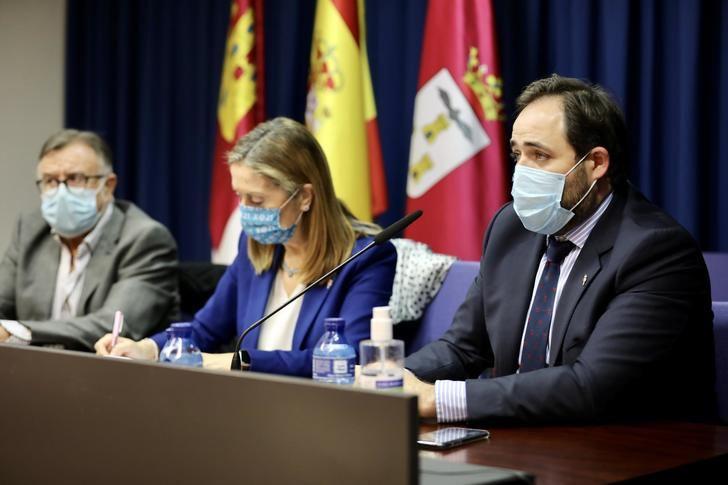 Paco Nuñez presenta enmiendas por valor de más de 165 millones de euros con el objetivo de paliar la preocupante situación por la que atraviesa la sanidad regional