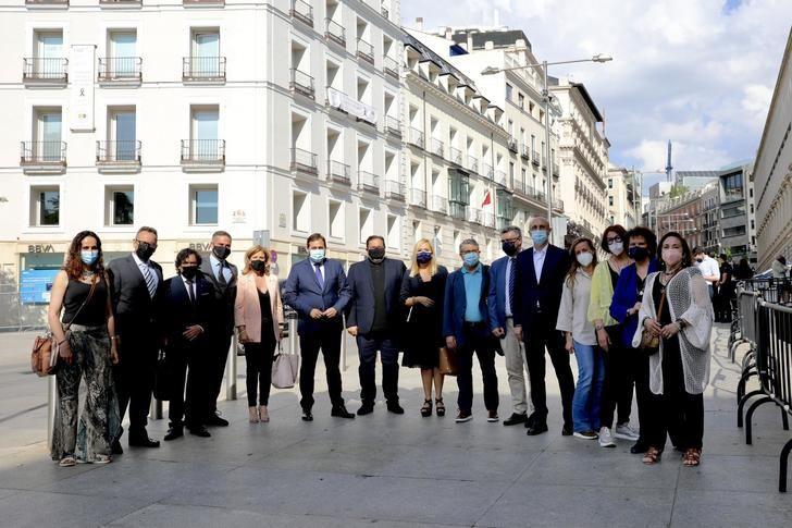 Núñez anuncia que las Cortes regionales debatirán en junio a propuesta del PP sobre las principales reivindicaciones del sector de la belleza personal y su defensa
