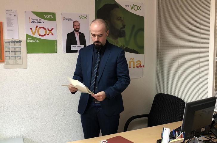 VOX exige explicaciones sobre el cumplimiento de las mociones aprobadas en el pleno de Azuqueca