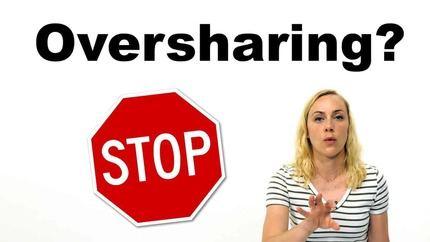 'Oversharing' y los riesgos de compartir datos personales en Internet