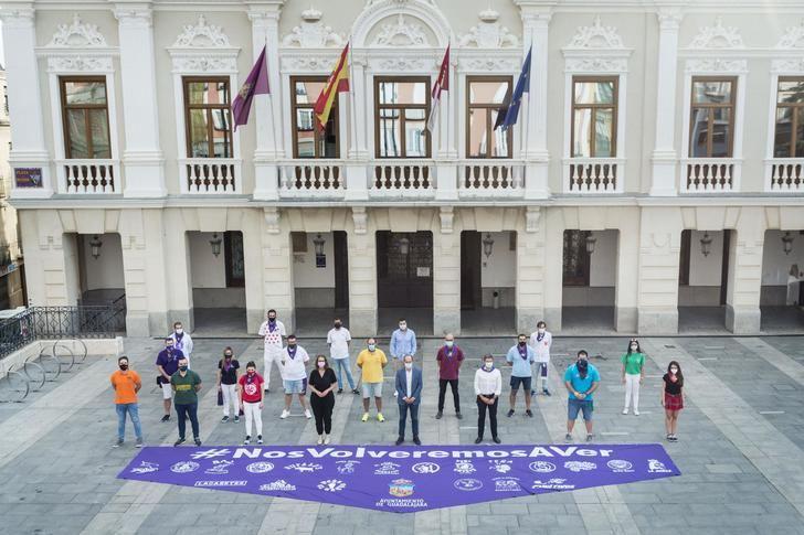 Un concierto del grupo alcarreño Despistaos se retransmitirá a través del canal de Youtube del Ayuntamiento de Guadalajara este viernes 18 de septiembre