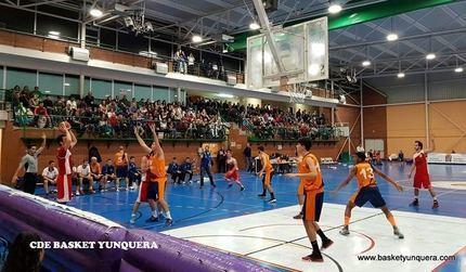 El Pabellón de Yunquera acoge este fin de semana la Fase Final Zonal de Castilla La Mancha