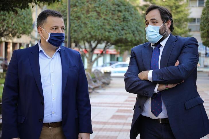"""Paco Núñez lamenta que el único acuerdo del Consejo de Gobierno de Page haya sido """"seguir prohibiendo, seguir cerrando y seguir alargando la situación"""" en la región"""