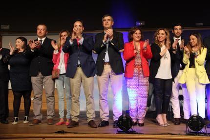 Paco Núñez presenta la candidatura del PP al Ayuntamiento de Guadalajara