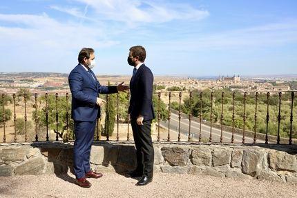 """Núñez asegura que el PP """"está preparado para gobernar"""" nuestro país y nuestra región y pone de relevancia la figura de Casado en su tercer año como presidente"""