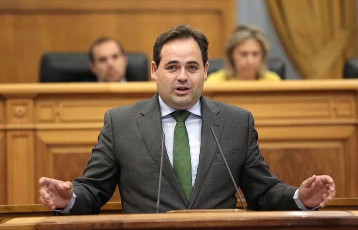"""Paco Núñez espera que PSOE y Cs apoyen la propuesta del PP-CLM para destinar los 135 millones de IVA """"íntegramente"""" al campo castellano-manchego"""