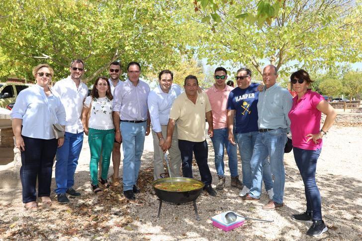 Paco Núñez anuncia que trabajará por conseguir una mejor financiación autonómica para que se pueda beneficiar el mundo rural y la despoblación
