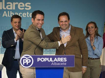 La Comisión Organizadora del Congreso proclamará a Paco Núñez como candidato único a presidir el PP CLM