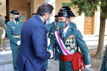"""Paco Núñez, en el Día de la Fiesta Nacional, aboga por sentirnos orgullos de la historia que """"de manera unida y conjunta"""" los españoles han construido como Nación"""