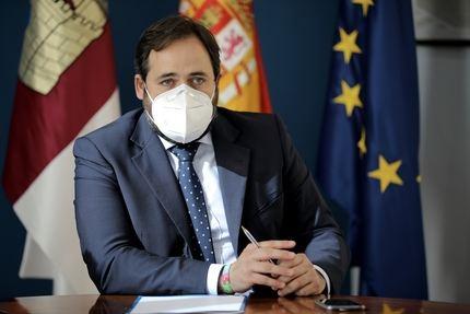 """Núñez advierte a Page: """"Mientras tenga voz en Castilla-La Mancha daré la batalla para que no se suban los impuestos a los castellano-manchegos"""""""