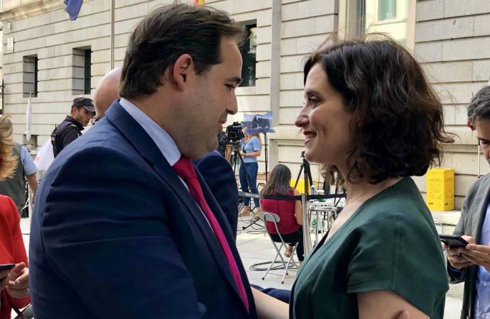 El PP de CLM presentará propuestas en las Cortes Regionales para instar al socialista Page a igualar la bajada de impuestos de la popular Ayuso en Madrid