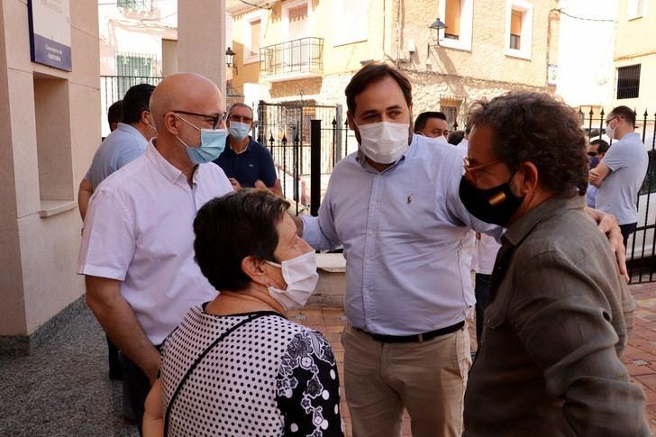 Paco Núñez propone a Page elevar junto a Cs al Consejo de Ministros una ley desde C-LM contra la ocupación de viviendas