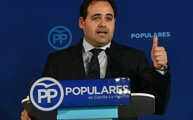 """Paco Núñez reprocha a Page que """"a tres meses de las elecciones le entren las prisas"""" por agilizar el Campus de Guadalajara, """"después de llevar tres años y medio parado"""""""