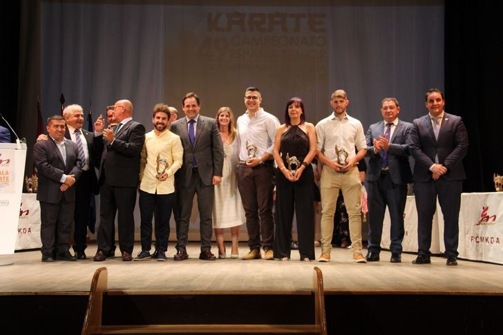 Paco Núñez anuncia que el PP presentará una PNL en las Cortes de CLM para instar al Gobierno de España a que luche para que el Karate siga siendo deporte olímpico