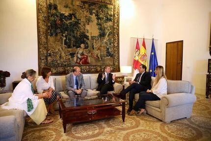 """Paco Núñez anuncia un acuerdo con el Gobierno regional para convocar la Mesa Regional por el Agua, """"como viene reclamando el PP"""""""