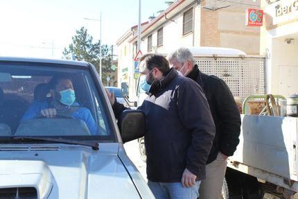Núñez reclama a Page, desde Tórtola, que apoye técnica y políticamente a los ayuntamientos que vayan a solicitar la declaración de ZONA CATASTRÓFICA para que las ayudas lleguen a Castilla-La Mancha