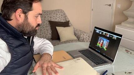 Paco Núñez, preocupado por los transportistas de C-LM atrapados en Reino Unido, exige a Page y Sánchez que resuelvan el problema