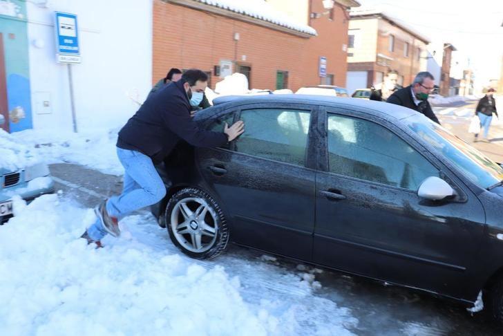 Paco Núñez pide a Page que estudie la posibilidad de declarar zona catastrófica aquellos lugares más afectados por el temporal en Castilla La Mancha