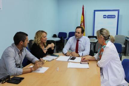 Paco Núñez muestra su satisfacción por propiciar un acuerdo en la región en materia hídrica para la defensa de los ribereños y la convocatoria de la Mesa Regional del Agua