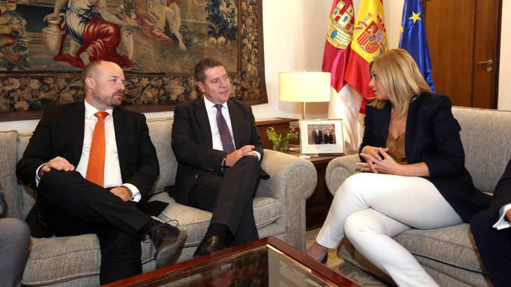 """El PP de Castilla-La Mancha bautiza el acuerdo entre Page y Cs como """"el pacto de Palacio con mentiras, engaños y promesas incumplidas"""""""