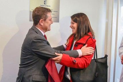 La alcaldesa de Torrejón del Rey Bárbara García, nueva consejera de Bienestar Social en la Junta de Page