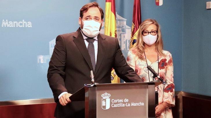 Núñez pide a la Junta de Page que haga caso a la OMS y a los sindicatos y que todos los Centros Escolares cuenten con Enfermería escolar